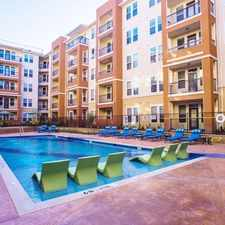 Rental info for 4000 Hulen Urban Apartment Homes