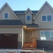 Rental info for 3506 Shenandoah in the Cheyenne area