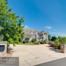 Rental info for 16399 West 51st Avenue in the Arvada area
