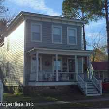 Rental info for 531 Queen Street in the New Bern area