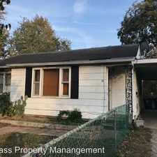 Rental info for 512 N D St in the Poplar Bluff area