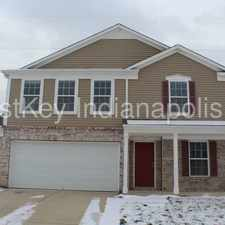 Rental info for 3350 HAPSBURG WAY in the Indianapolis area