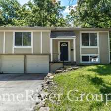Rental info for 10407 Sycamore Avenue in the Hickman Mills South area