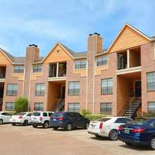 Rental info for Park at Cedar Lawn Apartments in the Galveston area