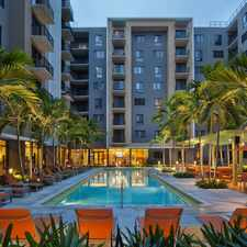 Rental info for Berkshire Coral Gables in the Coral Gables area