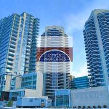 Rental info for 1025 5 Avenue Southwest in the Downtown West End area