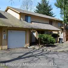 Rental info for 19703 SW 68th Ave in the Tualatin area