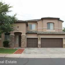 Rental info for 1187 W Bosal Dr. in the Gilbert area