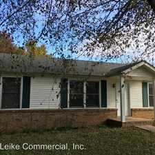 Rental info for 393 Donna Drive in the Clarksville area