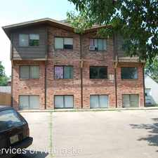 Rental info for 1616 E St #5 in the Lincoln area