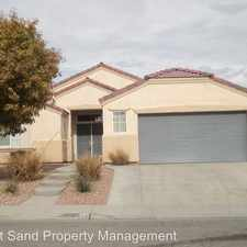 Rental info for 624 Azure Banks Ave. in the North Las Vegas area