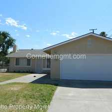 Rental info for 2123 Amanda Way in the Meadowview area