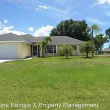 Rental info for 1314 SW 33RD ST. in the 33914 area