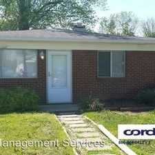 Rental info for 3252 Mars Hill Street in the Indianapolis area