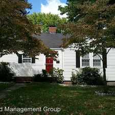 Rental info for 1320 Longwood Drive in the Portsmouth area