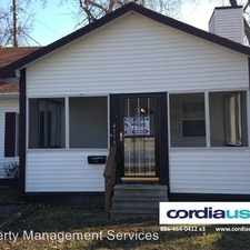 Rental info for 4559 Ralston Ave. in the Meadows area