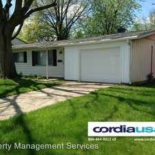Rental info for 3736 Payton Avenue in the Indianapolis area