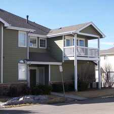 Rental info for 3770 Ponderosa Court #6 in the Evans area