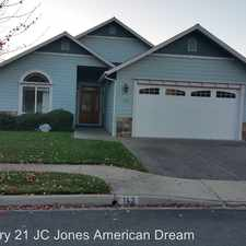 Rental info for 142 Hudson St in the Grants Pass area