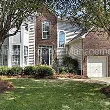 Rental info for 8907 Waltham Forest Court in the Charlotte area