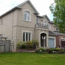 Rental info for 215 Farmstead Road in the Markham area