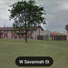 Rental info for 3 BEDROOM 1 1/2 BATH BI LEVEL TOWNHOME in the Wichita area