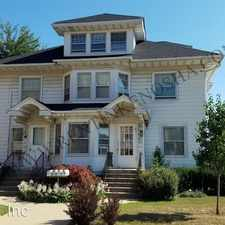 Rental info for 817 60th St in the 53143 area