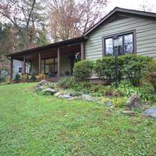 Rental info for 316 Crystal Springs Drive