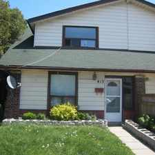 Rental info for 413 Woodbine Avenue #Top Floor in the The Beaches area