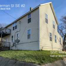 Rental info for 1051 Sherman St SE #2 in the Grand Rapids area