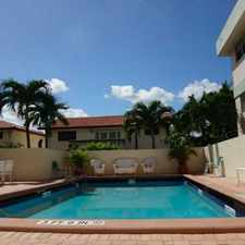 Rental info for 9124 Collins Ave