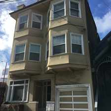Rental info for 1305 Lyon Street in the Western Addition area