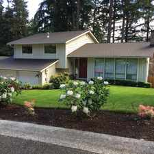 Rental info for 2nd Ave SE in the Bothell West area