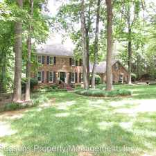 Rental info for 2405 Cross Country Road in the Providence Plantation area