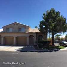 Rental info for 9696 Gunsmith Drive in the Paradise area