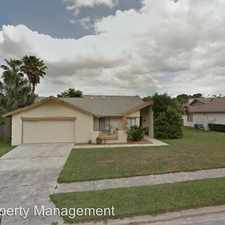 Rental info for 405 Willowbrook Lane in the Wekiwa Springs area