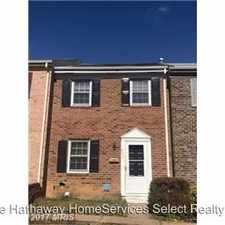 Rental info for 203 Olde Greenwich Drive in the 22401 area