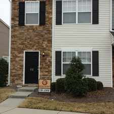 Rental info for 48 Arbor Hill Place in the Greensboro area