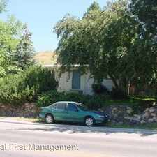 Rental info for 2912 W. Hill Rd in the Boise City area