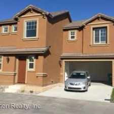 Rental info for 6746 Peppergrass Drive in the Sparks area