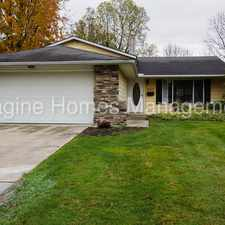 Rental info for Renovated Split Level Home in the Heart of Solon in the 44139 area