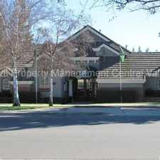 Rental info for Beautiful Brookside home located in gated Applebrook Community in the Stockton area