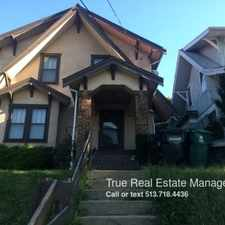 Rental info for 4340 W 8th Street in the 45205 area