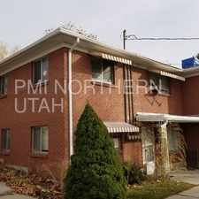 Rental info for Available Immediately in the Bountiful area