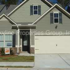 Rental info for Beautiful New Hickory Commons subdividson Home