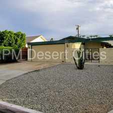 Rental info for 2 Bedroom Rental in Palm Desert in the Palm Desert area