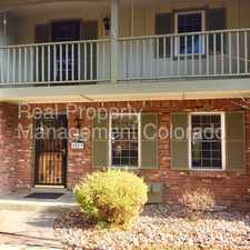 Rental info for Beautiful 4 Bed, 3.5 Bath Townhome in The Knolls West in the 80122 area