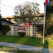 Rental info for 1018 South Philadelphia Street in the The Anaheim Resort area