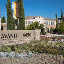 Rental info for Avanti in the Sacramento area