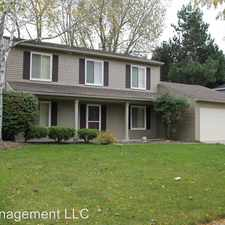 Rental info for 24446 Simmons Dr in the Novi area